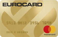 Eurocard Gold card